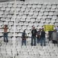 İsrail ile Türkiye arasında yaşanılan gerginlik Maccabi Tel Aviv takımını desteklemek için gelecek olan binlerce taraftardan sadece 12 futbol fanatiğini etkilememiş olacak ki takımlarını desteklemek için tribündeki yerlerini aldılar. Turkey […]