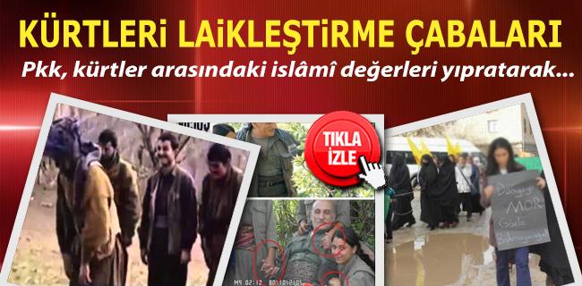 """Didem Tomaslar """"PKK'NIN LAİKLİK SÖYLEMİ"""" Bölüm 2"""