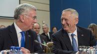 ABD Savunma Bakanı Jim Mattis, Amerika ile Rusya'nın askeri işbirliğine gitmesinin mümkün olmadığını söyledi. Brüksel'deki NATO toplantısına ilk kez katılan Mattis, bu tür bir işbirliği için koşulların uygun olmadığını dile […]